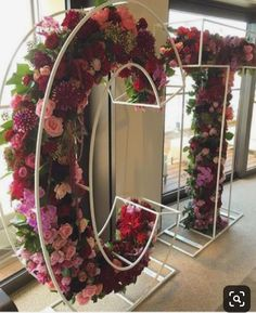 Floral letters styling by florals by hire by Dream Wedding, Wedding Day, Trendy Wedding, Floral Letters, Big Letters, Event Decor, Wedding Designs, Flower Designs, Floral Arrangements