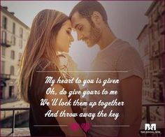 35 Love Proposal Quotes For The Perfect Start To A Relationship - Cute Quotes Old Love Quotes, You Are Beautiful Quotes, Morning Love Quotes, Valentine's Day Quotes, Love Quotes For Her, Life Quotes, Deep Quotes, Couple Quotes, Relationship Quotes