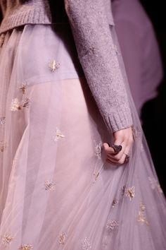 "skaodi: "" Details from Christian Dior Spring 2017. Paris Fashion Week. """