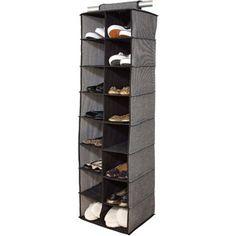 Simplify 16-Pocket Shoe Organizer