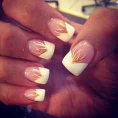My gorgeous graduation nails