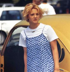 """Drew Barrymore in """"Mad Love"""""""