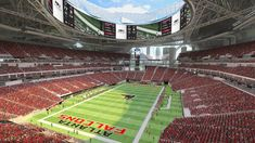 Mercedes-Benz Stadium | Architect Magazine | HOK, Atlanta, Georgia, United States, Sports, New Construction, Stadiums, Sports Projects, Atlanta-Sandy Springs-Marietta, GA