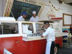 Cool looking taqueria. : fotografía de Tacombi, Nueva York - TripAdvisor