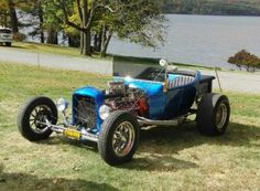 $29,000 - 1925 FORD T-BUCKET WITH 1948 FLATHEAD ENGINE Must see more details about it -> http://goo.gl/iVHojF 1925 Ford T-bucket with 1948 V8 Flathead engine. Excellent condition!
