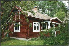 A Swedish Cottage...