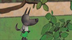 Digitale prentenboek 'Benno is nooit bang'. Dit filmpje gaat over competitie, schaamte en vriendschap.