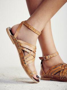 Belize Strappy Sandal