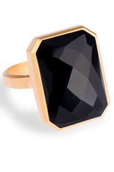 Ringly smart notification ring, $195, ringly.com.   - HarpersBAZAAR.com