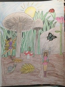 Small World sketchbook Assignment