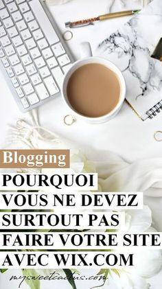 Vous souhaiter trouver une plateforme pour héberger votre site internet ou votre blog ? Voici pourquoi vous ne devez pas le faire avec Wix.com. #avis #blog #blogueuse #wix