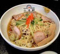 Hiyashi (chilled) ramen