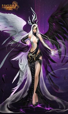 New Items in September Update!-League of Angels Official Site