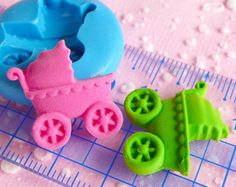 Baby Shower Silicone Molds ~ Baby bib 22mm flexible mold silicone mold kawaii baby shower mini