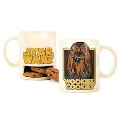Star Wars Wookie Cookie mug   Debenhams