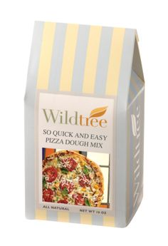 So Quick And Easy Pizza Dough Mix - Item # 10682 - Wildtree