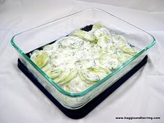 Another great cucumber recipe to try.