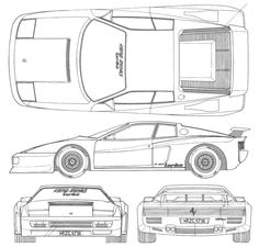 draft 2 Cad Drawing, Line Drawing, Ferrari, Lamborghini Lamborghini, Blender 3d, Car Prints, Blue Prints, Car Illustration, Car Sketch
