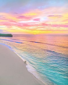 Pastel sunset in Bali. Beautiful Nature Wallpaper, Beautiful Sunset, Beautiful Beaches, Beautiful Landscapes, Beach Pictures, Nature Pictures, Sunrise Pictures, Sunset Pics, Bali Sunset