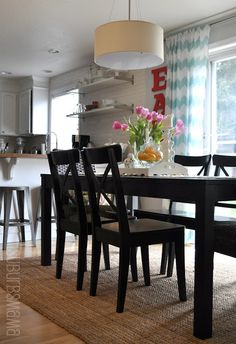 DIY Show Off Red Dining RoomsDining