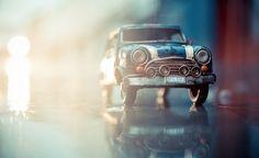 Kim Leuenberger Traveling Cars Adventures Flere fine bilder av miniatyrbiler