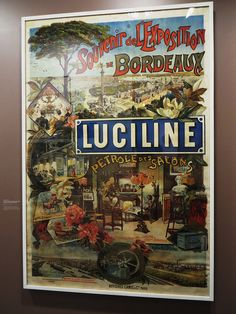 Souvenir de l'Exposition internationale de 1895, Musée d'Aquitaine, cours Pasteur, Bordeaux, Gironde, Aquitaine, France. | par byb64
