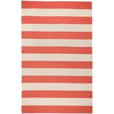 I pinned this Frontier Stripe Rug from the Amber Interiors event at Joss and Main!