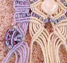 Yellow And Purple Macrame Bracelet – Part 2
