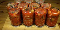 Салат овощной король. Секреты кубанских заготовок… — Мир интересного