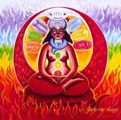 Shakti Goddess by Katherine Skaggs