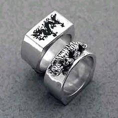 Kenpo Ring. I have one of those!