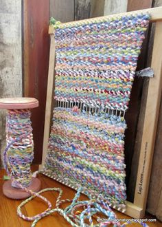 CREATIVE AND CRAFTY USES FOR FABRIC TWINE | left2theimagination
