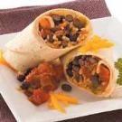Bean 'n' Rice Burritos