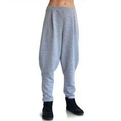 b9f4e7d2d30c6 Harem pants  Yoga pants  cotton-terry track sweat pants jersey comfortable baggy  plus size boho sarouel loose hippie gypsy lounge BLAZE