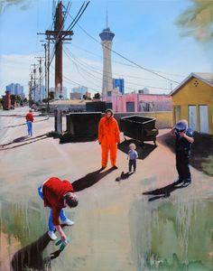 High Rolls, NM artist David Nakabayashi
