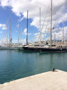 Puerto de Palma. Mallorca. Spain