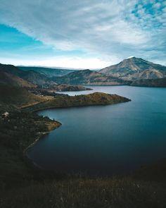 A beautiful view of Samosir Island in North Sumatra, #Indonesia  Photo by: IG @aroyhandhasibuan