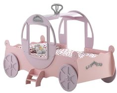 Toddler bed | Princess Carriage Toddler's Bed for Girls - by Joseph