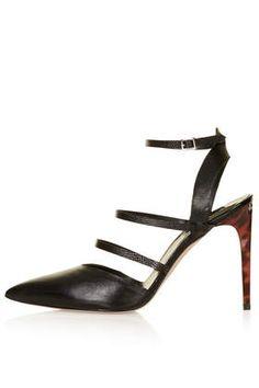 GAUCHE Skinny Heels