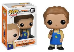 Pop! TV : Arrested Development - George Michael Bluth Banana Stand | Funko