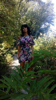 VIVE TU MODA: Vestido Misstic con flores