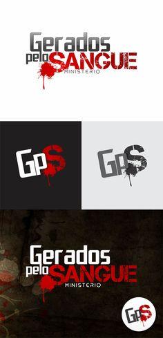 Logo Banda Gerados Pelo Sangue