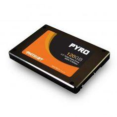Patriot PP120GS25SSDR PYRO SSD [120GB SATA3 2.5inch]