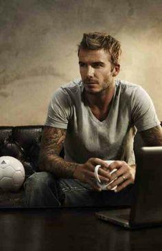 David Beckham ~
