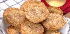 Mason Jar Lid Pies Recipe