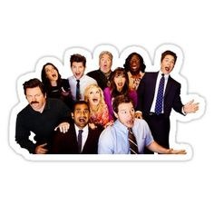 PARKS AND REC CAST #beachgifts #beach #gifts #gift Ideas