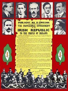 Easter Rising, Celtic Fc, Fighting Irish, Scotland, Ireland, Symbols, History, War, Google Search