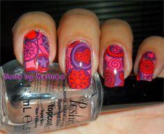 Nails by Malinka: Pueen 63