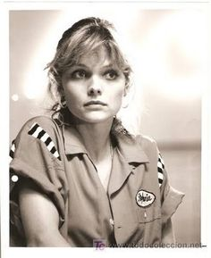 Michelle Pfeiffer in Grease red bowling shirt Grease 2, Movie Photo, Movie Tv, Hollywood Actresses, Actors & Actresses, Sid Caesar, Connie Stevens, Black And White People, Dupes