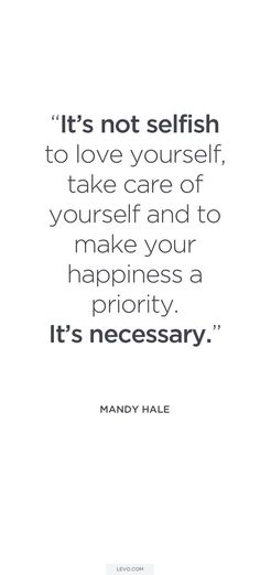 Mandy Hale Quote: Inspirational Quotes to inspire you to Invest in Yourself. A checklist in partnership with @TRESemme: https://www.levo.com/posts/the-ultimate-checklist-to-help-you-invest-in-yourself
